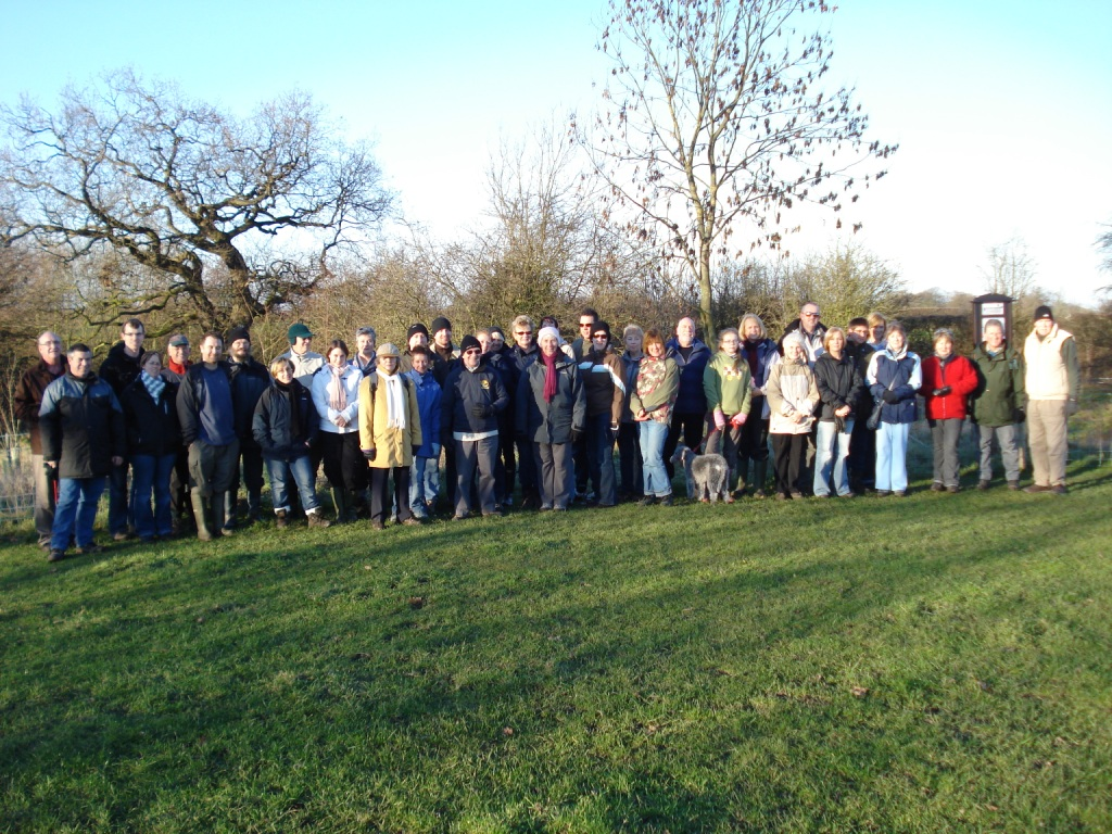 Boxing Day Walkers