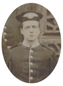 Harry Poole (The Elder b.1880) - 22nd Cheshire Regiment
