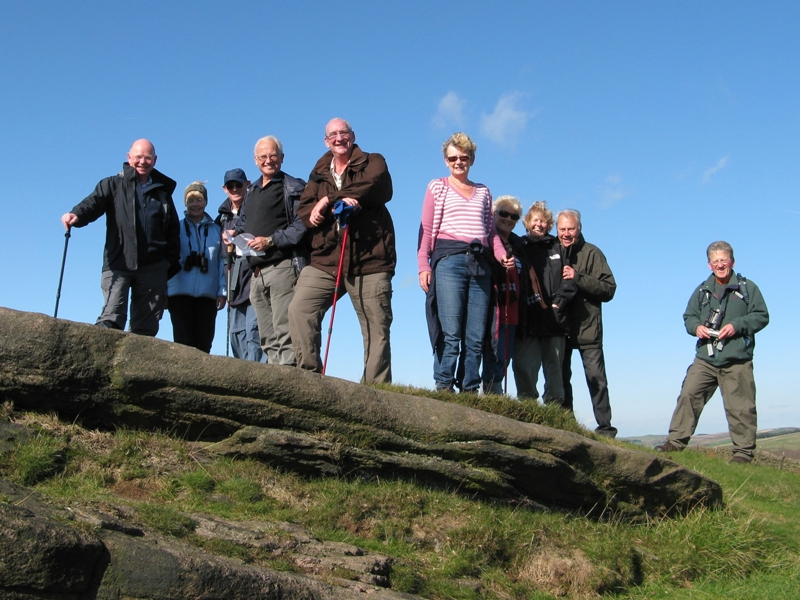 Haslington Walking for Health Group Photo Library
