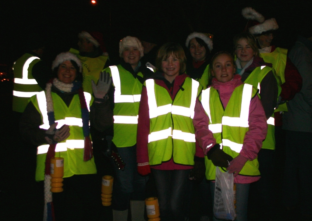 Village Green Carol Singing 2009 – Photos