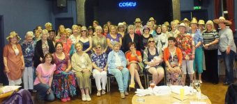 Haslington WI Latest Programme