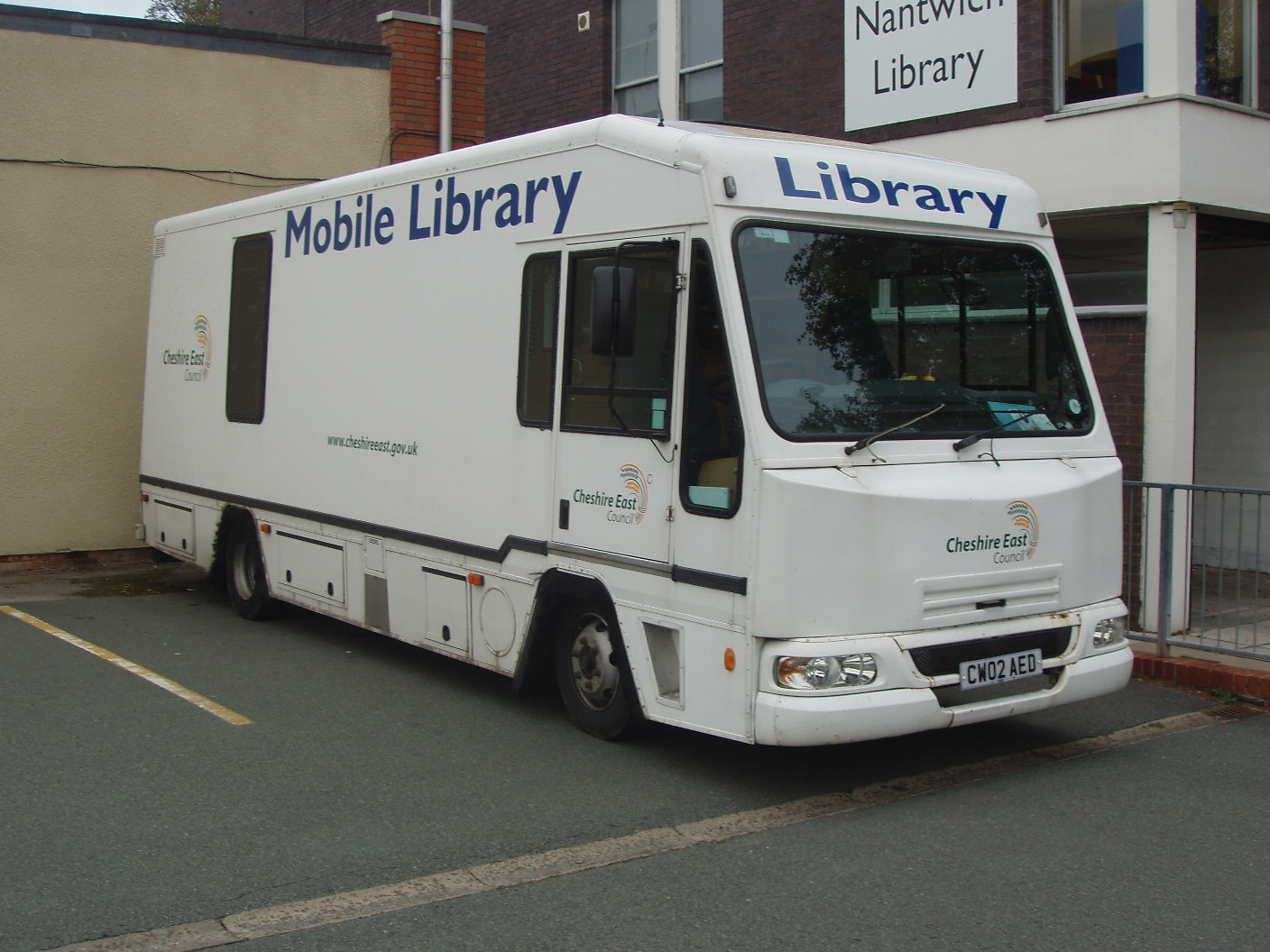 Mobile Library Future – Have Your Say