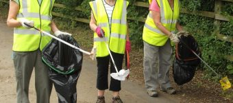 Haslington Clean Team – Volunteer Leader Needed