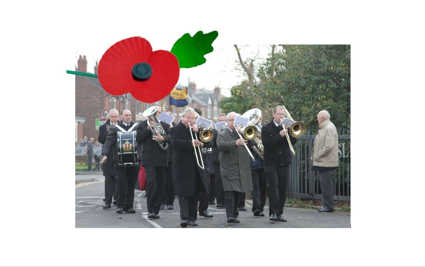 Remembrance Sunday Parade – 12th November 2017