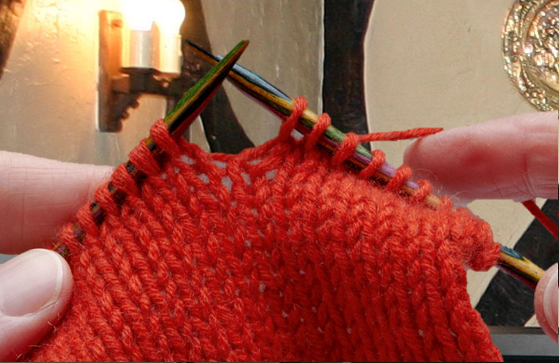 """Haslington Hookers"" Crochet and Knitting Group"