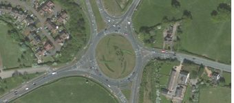 Crewe Green Roundabout – What's Happening?