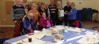 New Venture – Dementia Cafe in Haslington