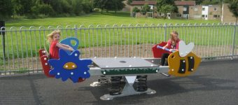 Gutterscroft Play Area – New Equipment Survery