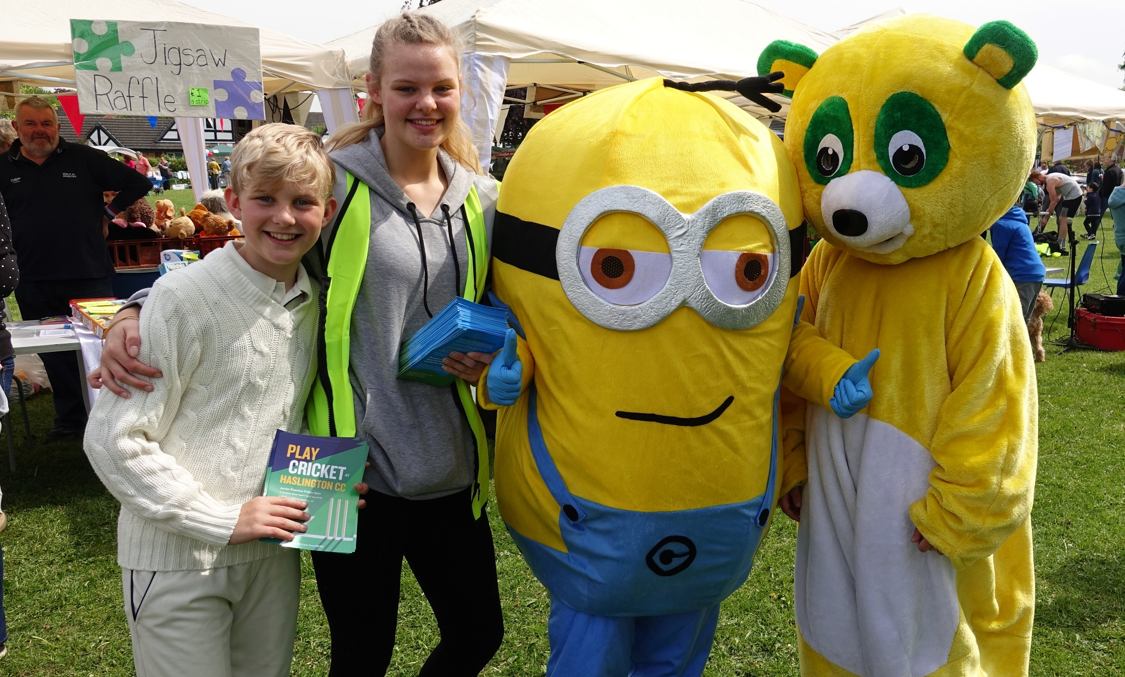 Haslington Fun Day – Sat 11th May 2019