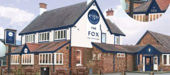 The Fox to open as brand new Ego Mediterranean Pub & Restaurant