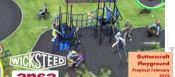 Weather Delays Gutterscroft Play Equipment