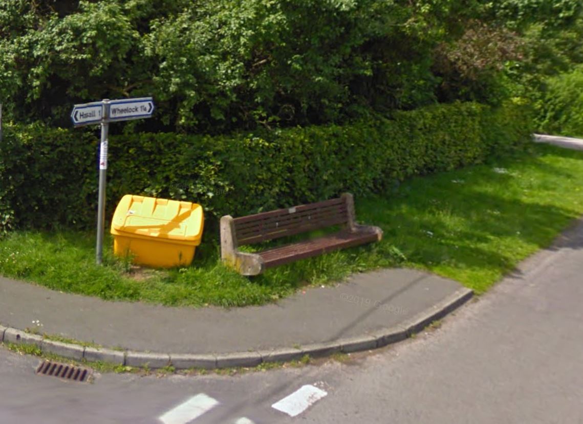 Winterley Bench Replacement