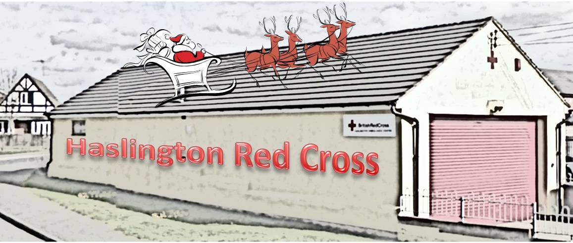 Red Cross Christmas Fair – 30th November 2019