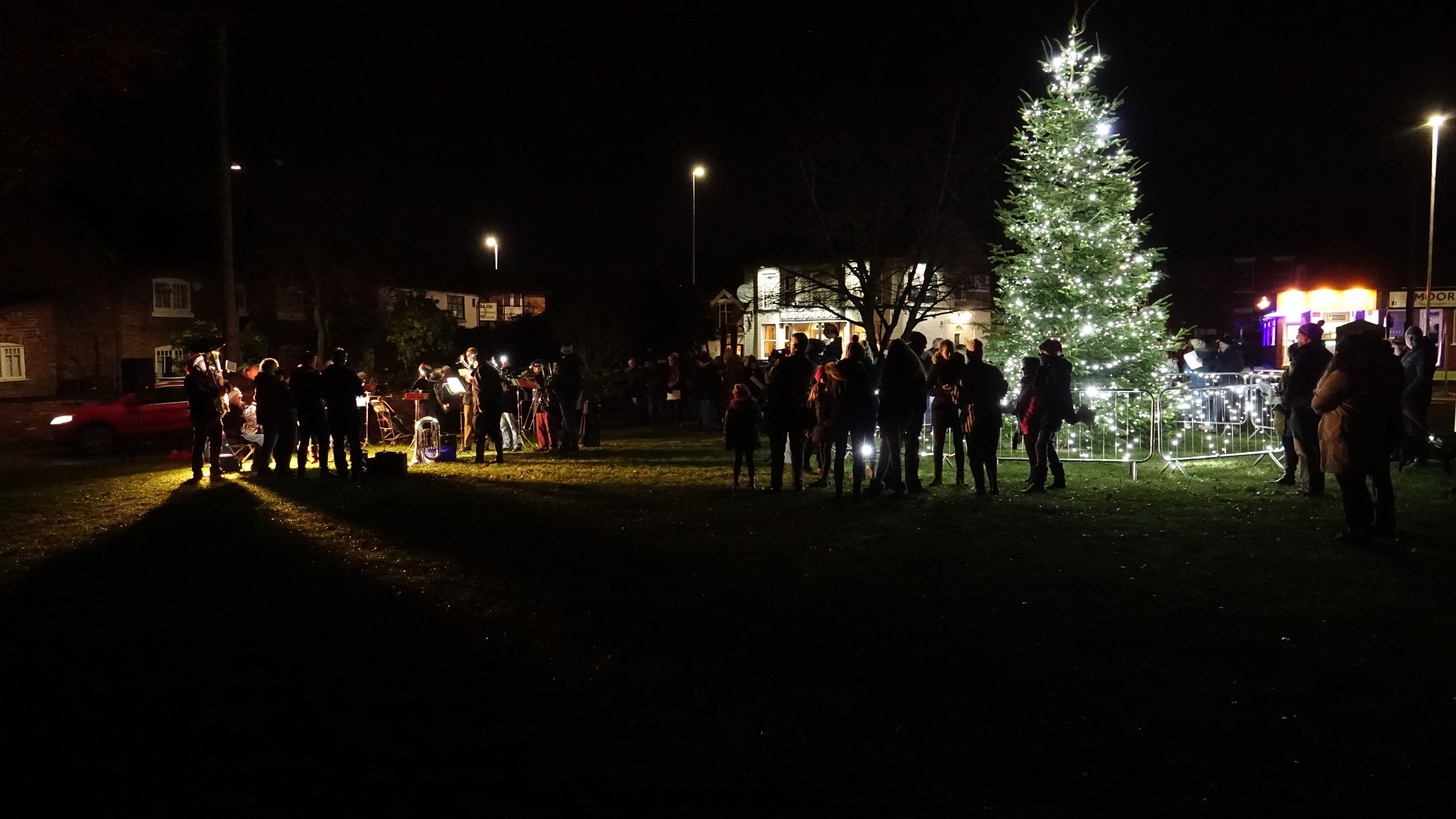 Carols on the Village Green 2019 – Photos